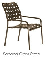 Kahana Cross-Strap Chair