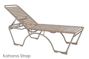 Kahana Strap Chaise Lounge